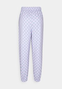 NEW girl ORDER - CHECKERBOARD JOGGER - Tracksuit bottoms - multi - 1