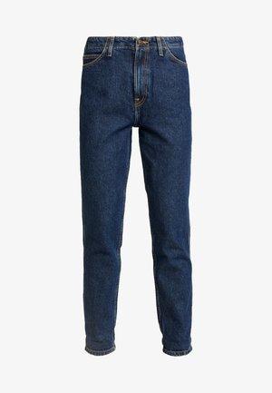 TAILORED MOM - Jeans straight leg - dark worn