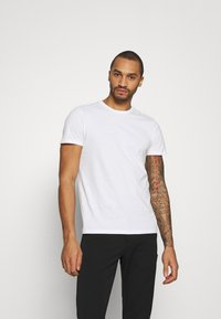 Burton Menswear London - TEE 3 PACK - T-shirt basic - black - 1