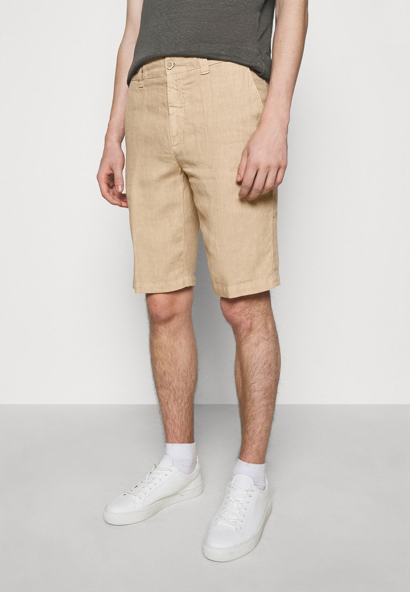 120% Lino - Shorts - cookie