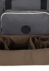 Kipling - PEPPERY LENEXA - Handbag - charcoal - 4