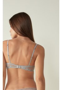 Intimissimi - BELLISSIMA PRETTY SOMETHING - Underwired bra - grau/grey/talc white - 1