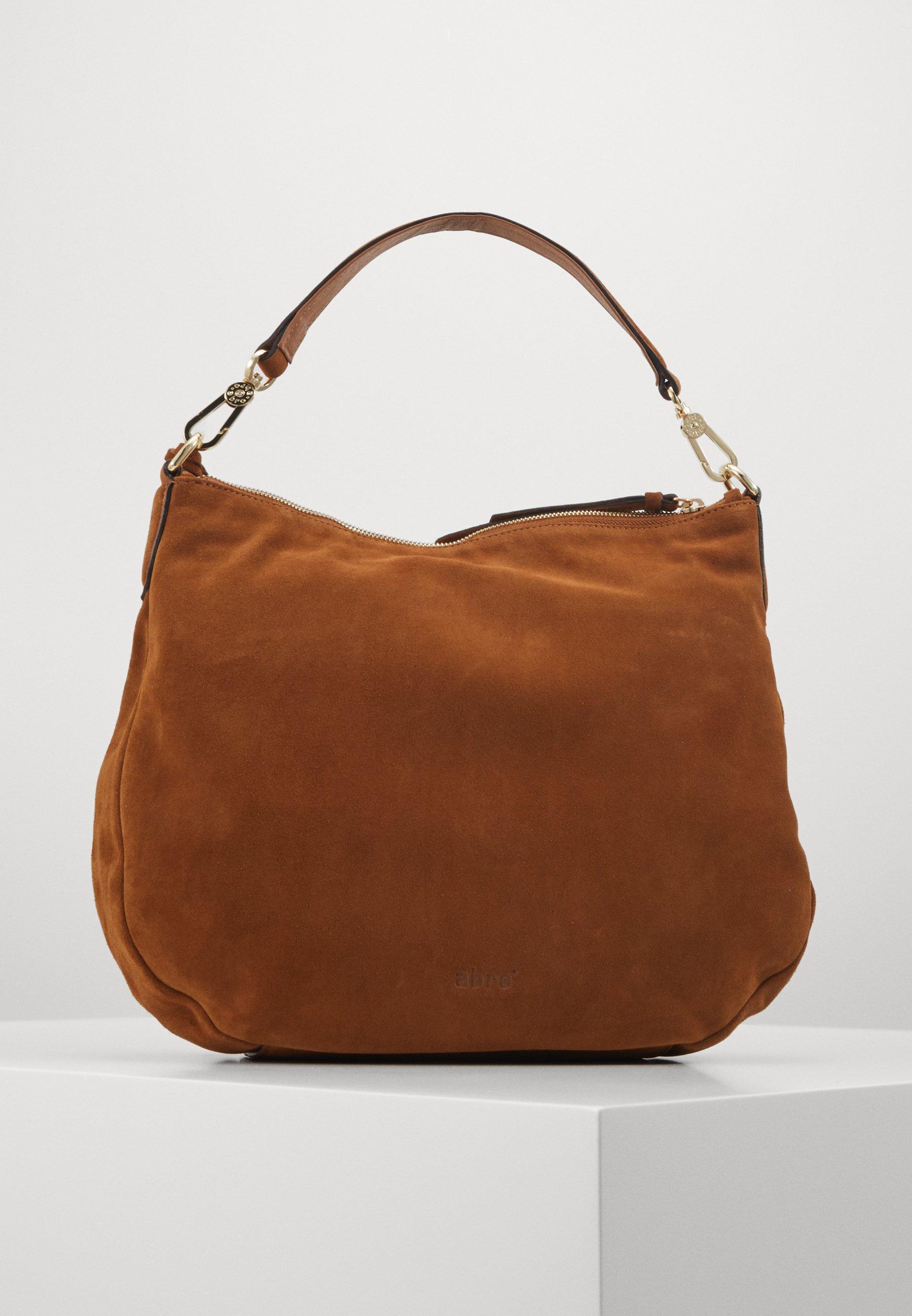 Abro Juna Small - Håndtasker Cuoio