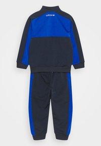 adidas Originals - COLOURBLOCK TRACKSUIT UNISEX - Chaqueta de entrenamiento - team royal blue/legend ink - 1