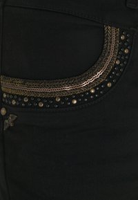 Mos Mosh - MERCURY  - Slim fit jeans - black - 2