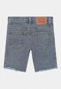 Levi's® - SLIM FIT ECO FLEX - Shorts di jeans - light-blue denim - 1