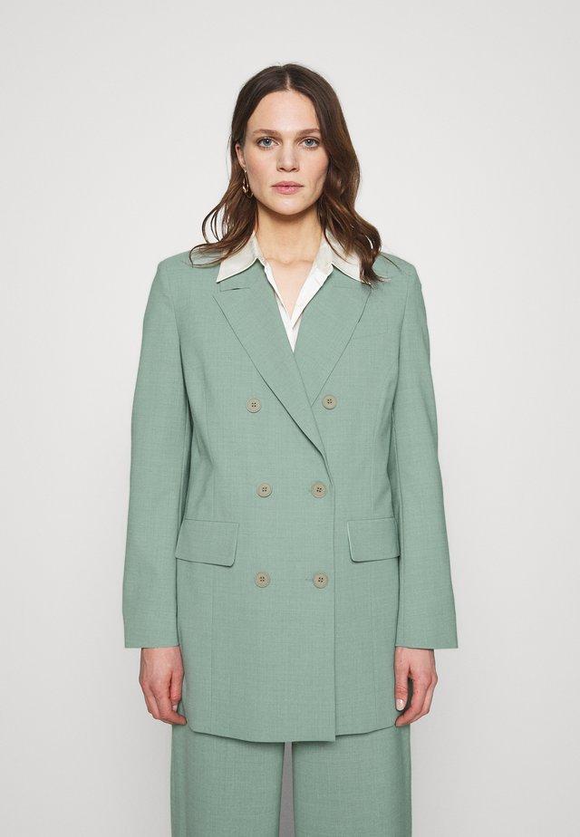 AMALI BLAZER - Short coat - slate gray