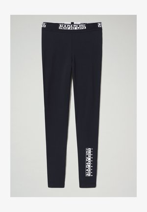 M-BOX  - Leggings - Trousers - blu marine