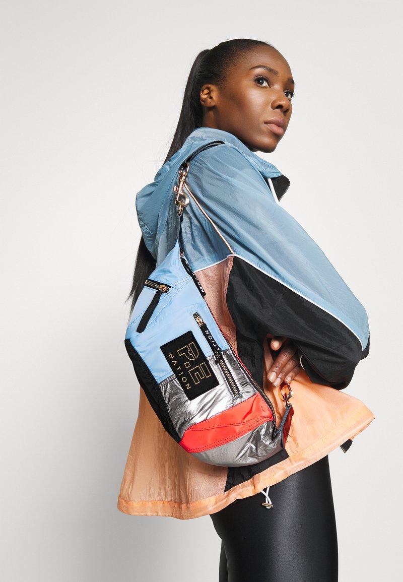 P.E Nation - POINT RACE CROSS BODY BAG - Across body bag - multi