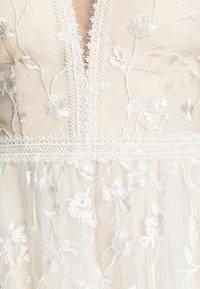 Luxuar Fashion - Abito da sera - ivory/nude - 4