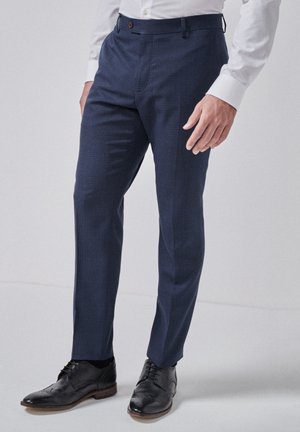 SLIM FIT - Oblekové kalhoty - multi-coloured