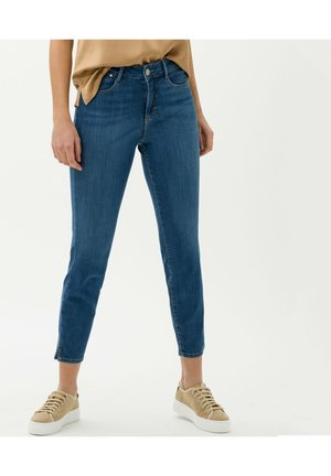 SHAKIRA  - Slim fit jeans - used light blue