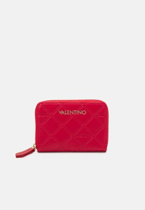 ALMOND - Wallet - rosso