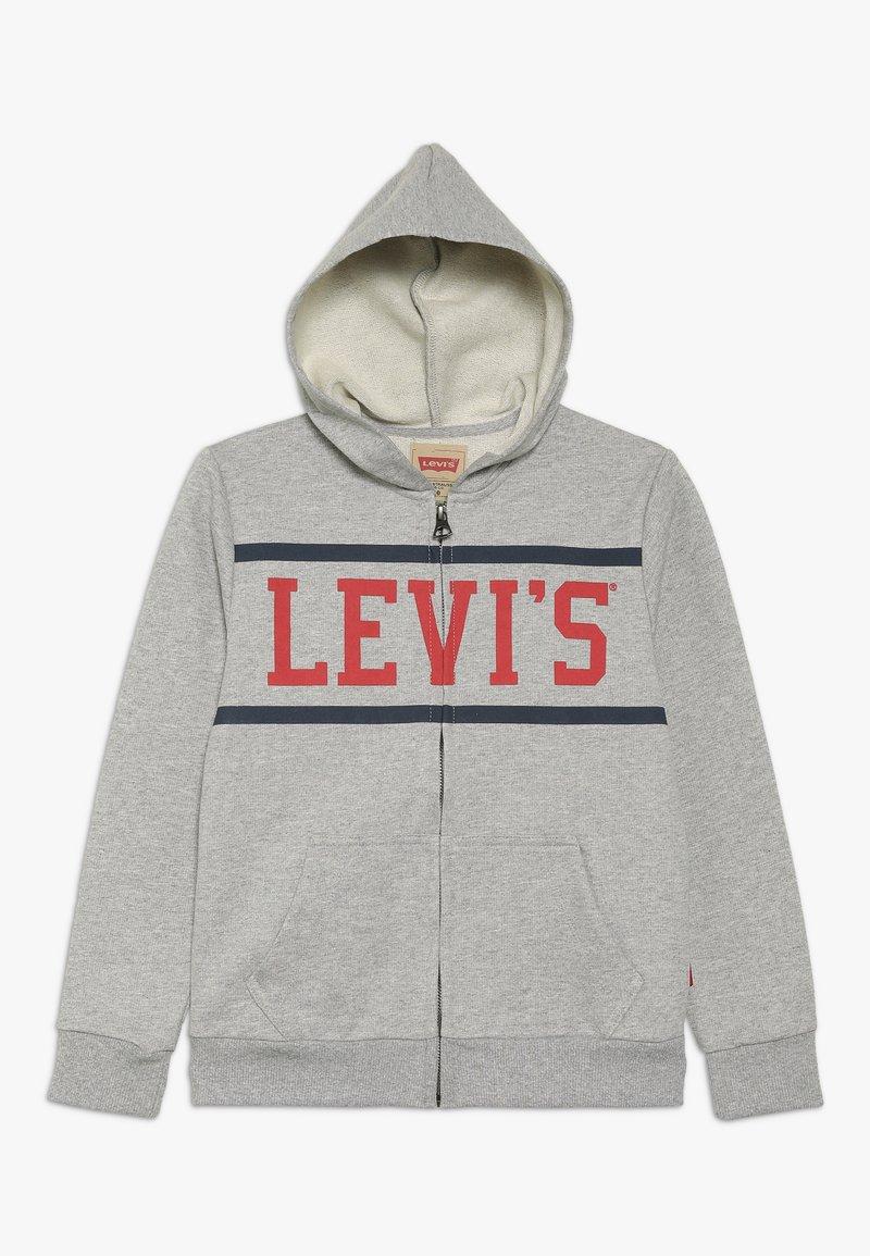 Levi's® - WAISTCOAT - veste en sweat zippée - gris chine