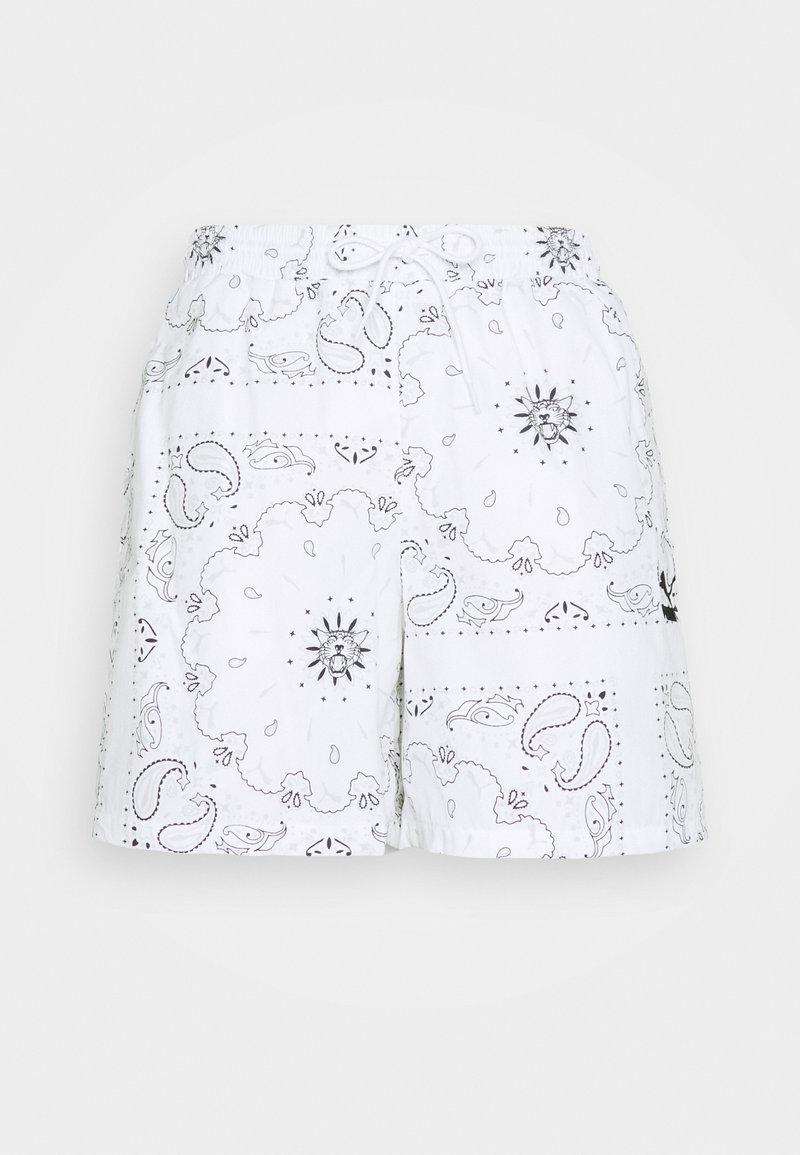 Puma - Shorts - white