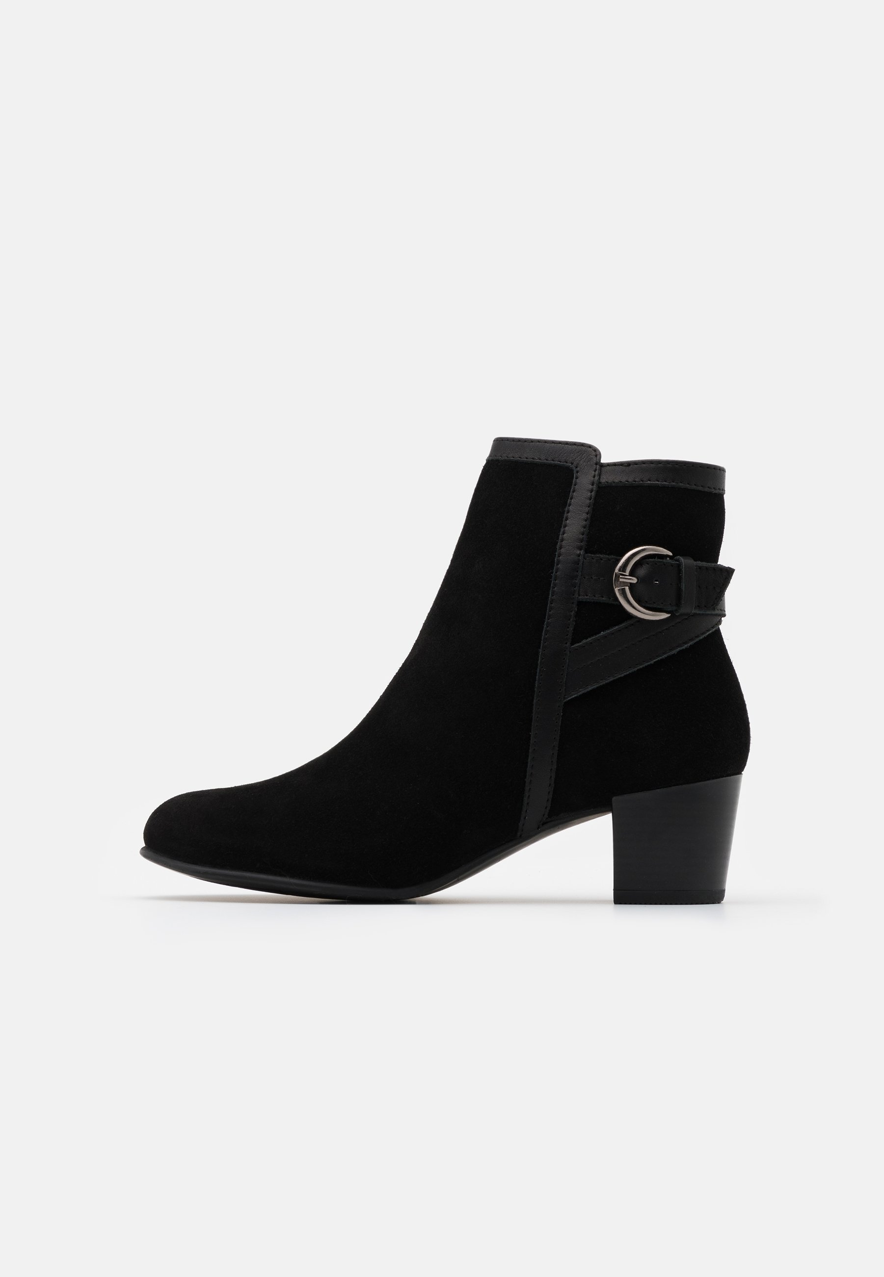 Women LEATHER - Ankle boots