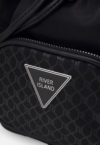 River Island - SET - Across body bag - black - 3