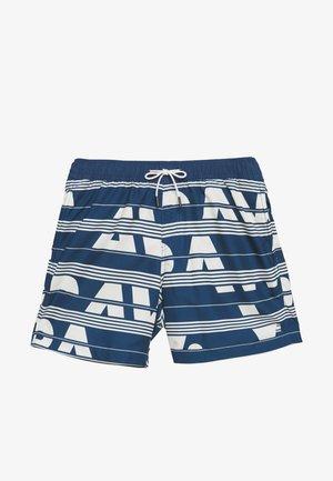 DIRIK - Swimming shorts - deep true blue