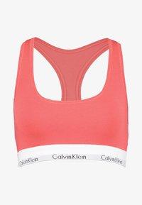 Calvin Klein Underwear - MODERN BRALETTE - Brassière - fire - 4