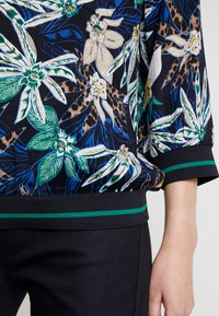 comma casual identity - 3/4 ARM - Blouse - blue - 5