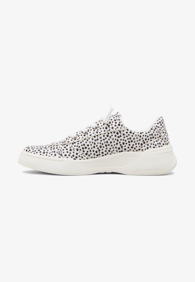 HARPER  - Sneakers laag - black/cream