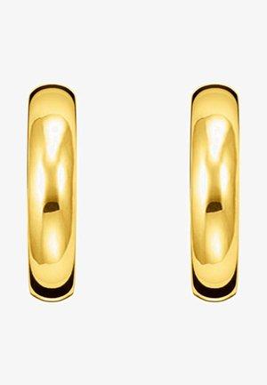 Øreringe - yellow gold