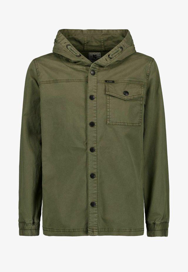 Denim jacket - beetle