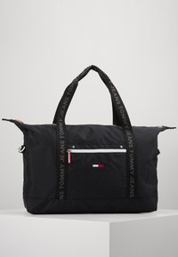 Tommy Jeans - COOL CITY DUFFLE - Weekend bag - black - 4
