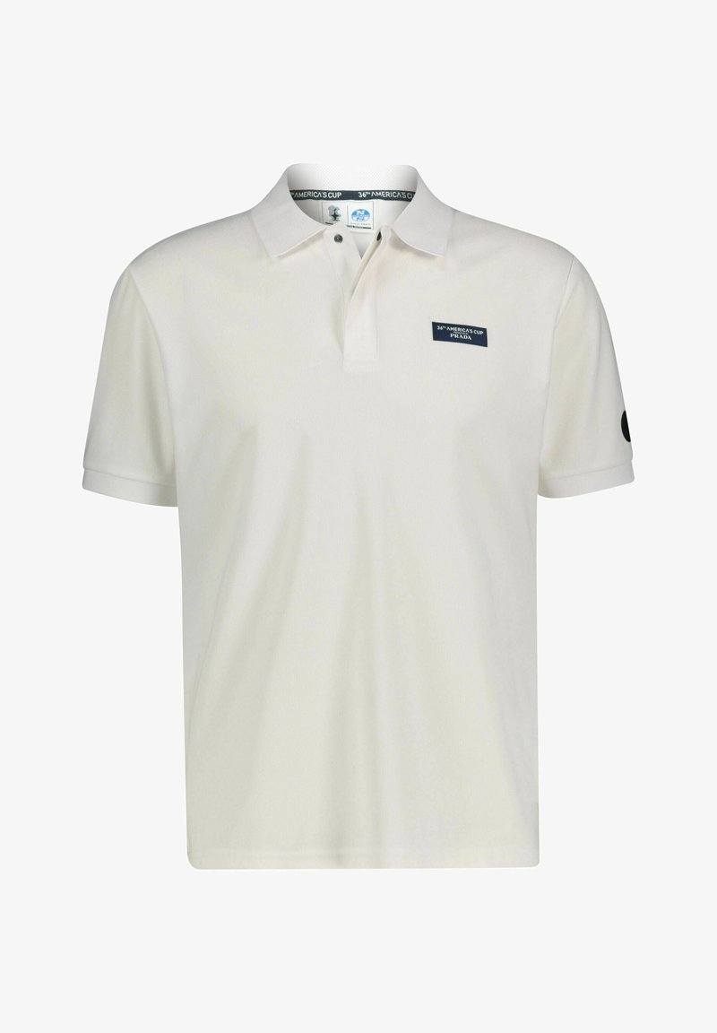 North Sails - HOWICK - Polo shirt - weiss