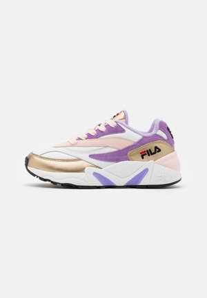 V94M - Sneakers basse - gold/sand verbena/sepia rose