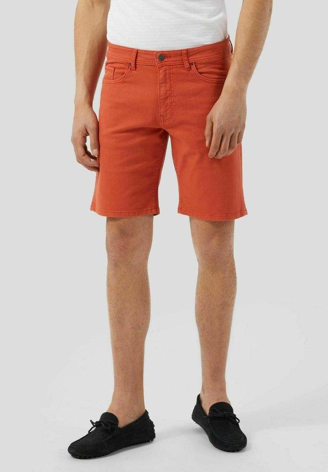 BULL  - Shorts di jeans - arancio