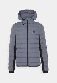 CORE JACKET - Winter jacket - steel grey