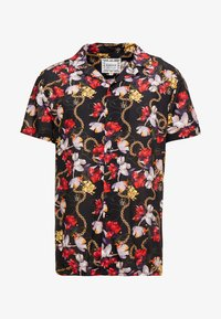 SIKSILK - STARLITE RESORT - Camisa - black - 3