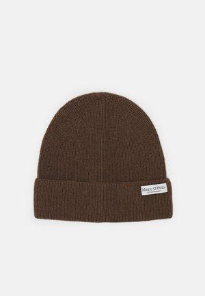 HAT - Beanie - nutshell brown