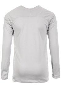 Nike Performance - Sports shirt - light grey - 1