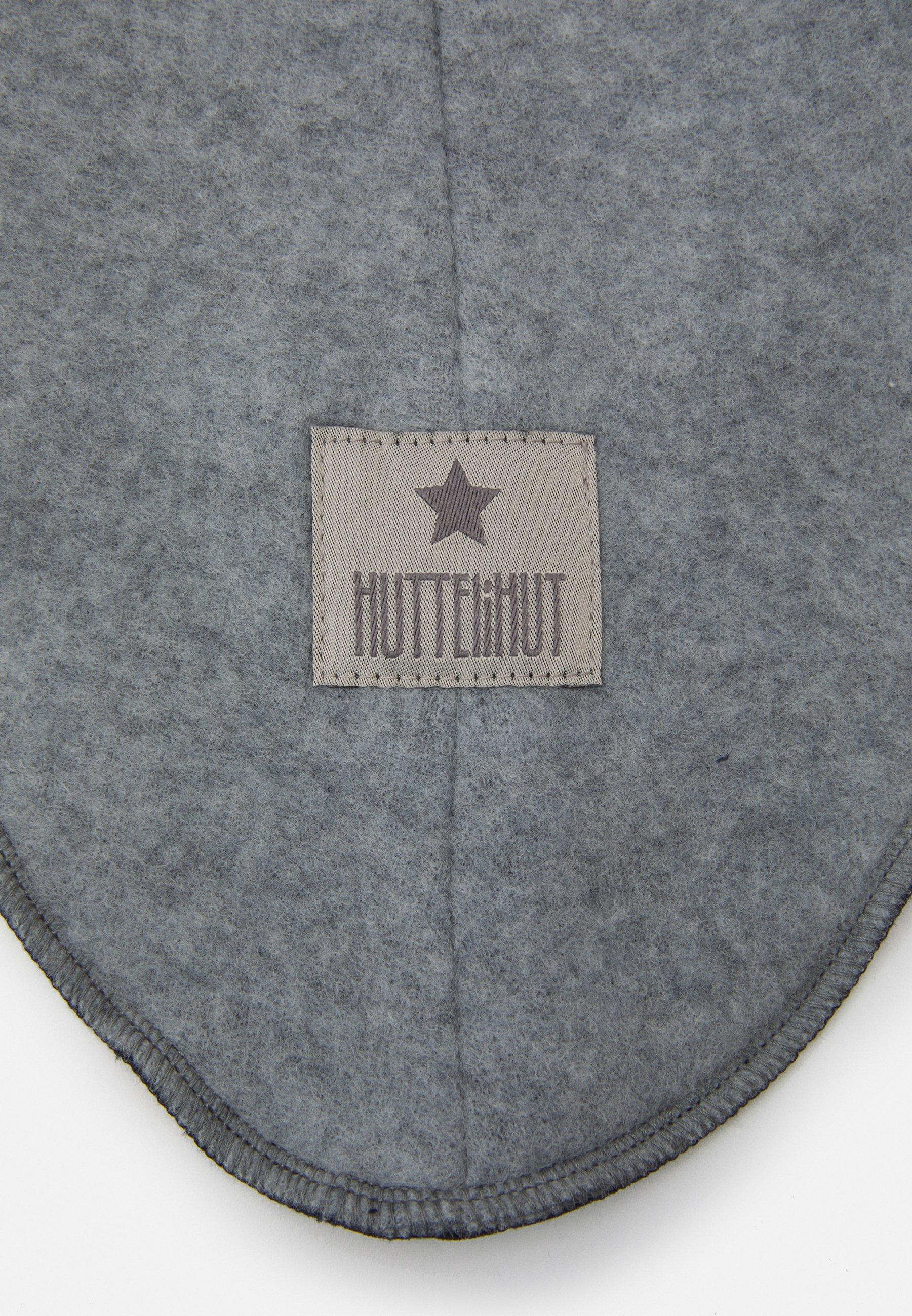 Huttelihut STARS - Lue - light grey/navy/grå gWAUF5IBXIyk1vJ