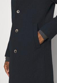 TOM TAILOR DENIM - Classic coat - sky captain blue - 6