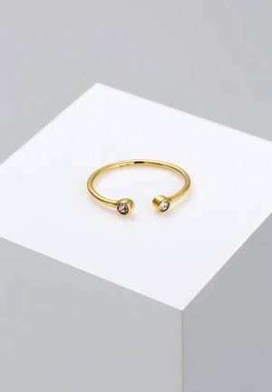 SOLITÄR STATEMENT  - Ring - gold-coloured