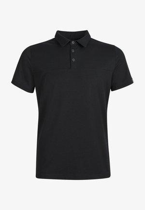 TROVAT TOUR - Koszulka polo - black