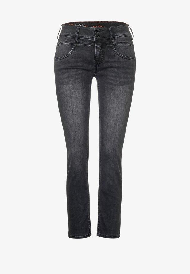 STRAIGHT LEG - Jean slim - schwarz