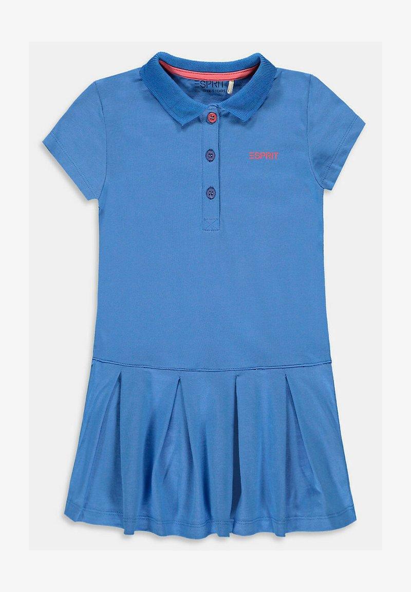 Esprit - Jersey dress - light blue