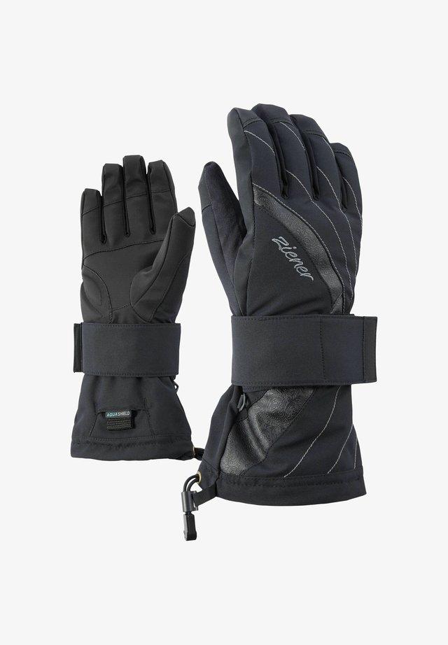 MILANA AS® - Gloves - schwarz