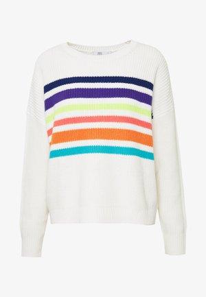 Strickpullover - off white
