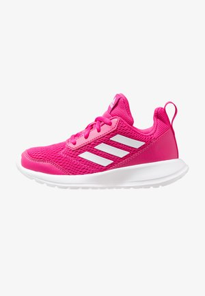 ALTARUN - Neutral running shoes - reak magenta/footwear white