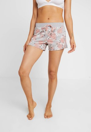 DAMEN SHORTS - Pyjama bottoms - rose flower