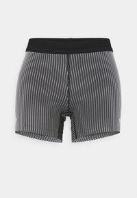 iron grey/black/white