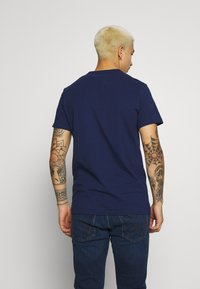 G-Star - CONTRAST PKT R T  - T-shirt print - imperial blue - 2