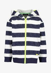 Blue Seven - SAVE THE SEA - Zip-up hoodie - nachtblau aop - 0
