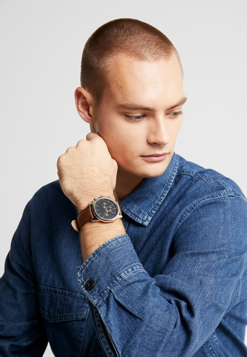 Topman - Watch - brown