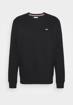 REGULAR C NECK - Collegepaita - black